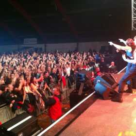 Galerie foto turneu The Lord Of Steel - MANOWAR, Manowar