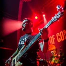 Galerie Foto Negura Bunget, Goodbye To Gravity, FusionCore, Days Of Confusion, Aeon Blank si Razna in The Silver Church Club, 31 ianuarie 2013, Days Of Confusion