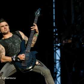 Galerie Foto HellFest ziua 2, Clisson-Franta, 22.06.2013, Bullet For My Valentine