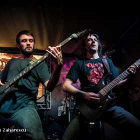 Galerie Foto Indian Fall, Deliver the God si Code Red in Rockstadt Brasov, 25 octombrie 2013, Deliver the God