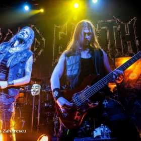 Galerie Foto Iced Earth, Warbringer si Elm Street in Silver Church, 28 ianuarie 2014, Iced Earth