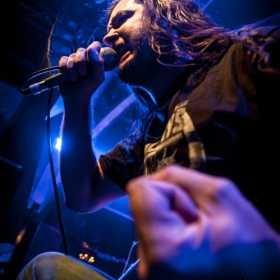 Galerie Foto Iced Earth, Warbringer si Elm Street in Silver Church, 28 ianuarie 2014, Warbringer
