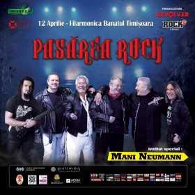 Pasarea Rock - Timisoara - 12 aprilie 2014