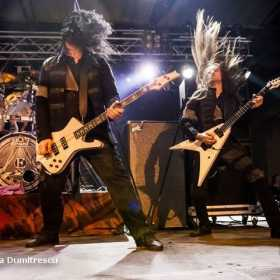Galerie foto Arch Enemy, Krepuskul si Goodbye To Gravity la Turbohalle, 23 mai 2014, Arch Enemy