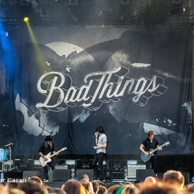 Galerie foto Bad Things la Romexpo, Bad Things