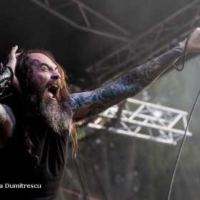 Galerie foto Rockstadt Extreme Fest, 16 august 2014, Skeletonwitch