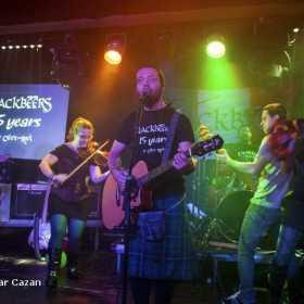 Galerie foto Blackbeers (15 years of celtic rock) si Westroot, in club Fabrica, blackbeers