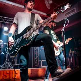 Galerie Foto Goodbye to Gravity, Days of Confusion si Sinscape in Mojo Club, 13 noiembrie 2014, Days of Confusion