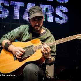 Galerie Foto All Stars Acustic: Vita de Vie, Coma, Days of Confusion si Goodbye To Gravity, Silver Church, 10 decembrie 2014, Goodbye To Gravity
