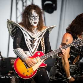 Galerie Foto Metalhead Meeting, Cargo si Kiss Forever, 11 iunie 2015, Kiss Forever