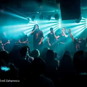 Galerie Foto Folk and Metal Fest cu SYN ZE SASE TRI, TOTHEM, AN THEOS si ISATHA din club Fabrica, 3 octombrie 2015, ISATHA