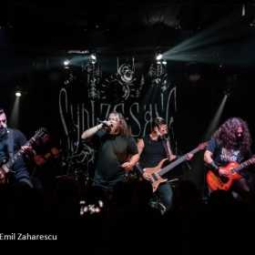 Galerie Foto Folk and Metal Fest cu SYN ZE SASE TRI, TOTHEM, AN THEOS si ISATHA din club Fabrica, 3 octombrie 2015, SYN ZE SASE TRI