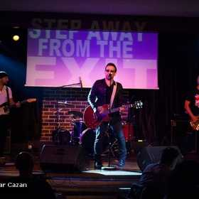 Galerie foto Zen Garden - International U2 Tribute - in Hard Rock Cafe, 15 octombrie 2015, zen garden