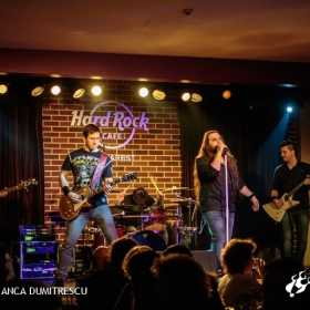 Galerie foto Trooper la Hard Rock Cafe, 5 februarie 2016, Trooper