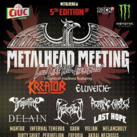 Cronica de concert Metalhead Meeting 2016 - Ziua 1