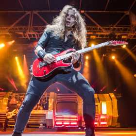 Megadeth la Arenele Romane pe 13 Iulie 2016