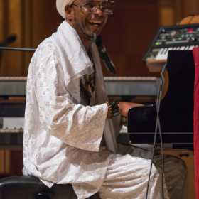 Omar Sosa Quarteto Afro Cubano la Sala Radio pe 30 Iunie 2016