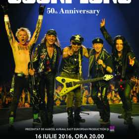 Scorpions: Rock & Roll Forever