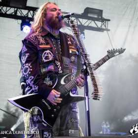 Galerie foto Rockstadt Extreme Fest, 12 august 2016, Soulfly