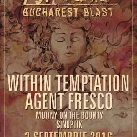 ARTmania Bucharest Blast, 3 septembrie 2016