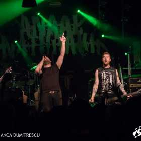 Galerie foto Rockstadt Extreme Fest Indoor Edition, 21 octombrie 2016, Anaal Nathrakh