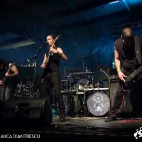 Galerie foto Rockstadt Extreme Fest Indoor Edition, 22 octombrie 2016, Crescent