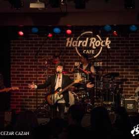 Galerie foto lansare album Fameless in Hard Rock Cafe, 27 ianuarie 2017 - Fameless, Hard Rock Cafe - Poza 4