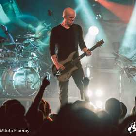 Galerie foto Devin Townsend Project, Between the Buried and Me si Leprous in Barba Negra Club (Budapesta) - Devin Townsend,Barba Negra - Poza 59