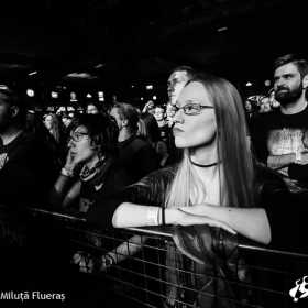Galerie foto Devin Townsend Project, Between the Buried and Me si Leprous in Barba Negra Club (Budapesta) - Leprous,Barba Negra,Budapesta - Poza 10