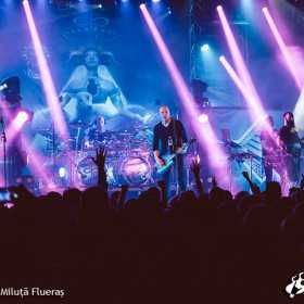 Galerie foto Devin Townsend Project, Between the Buried and Me si Leprous in Barba Negra Club (Budapesta) - Devin Townsend,Barba Negra - Poza 58