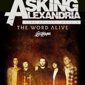 Cronica de concert Asking Alexandria la Arenele Romane, 12 Martie 2017
