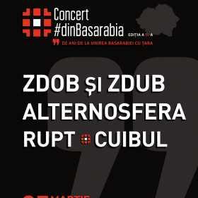 Cronica de concert: #dinBasarabia 2017, la Arenele Romane