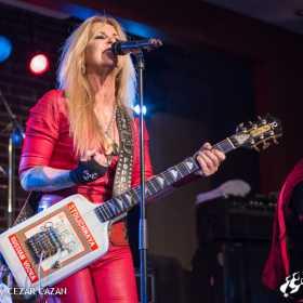 Galerie foto Lita Ford in Hard Rock Cafe, 14 martie 2017 - Lita Ford, Hard Rock Cafe - Poza 36