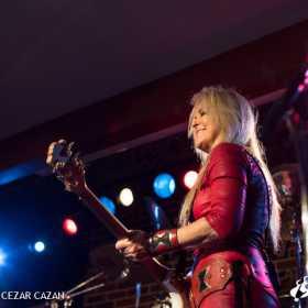Galerie foto Lita Ford in Hard Rock Cafe, 14 martie 2017 - Lita Ford, Hard Rock Cafe - Poza 7