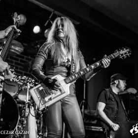 Galerie foto Lita Ford in Hard Rock Cafe, 14 martie 2017 - Lita Ford, Hard Rock Cafe - Poza 26