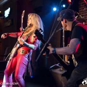 Galerie foto Lita Ford in Hard Rock Cafe, 14 martie 2017 - Lita Ford, Hard Rock Cafe - Poza 15