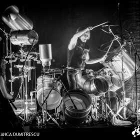 Galerie foto Apocalyptica la Sala Palatului, 6 aprilie 2017 - Apocalyptica - Poza 35