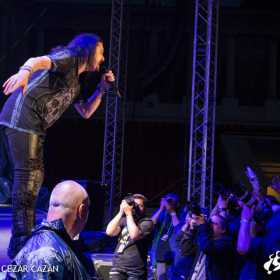Galerie foto Dream Theater - 25 ani de Images and Words -  la Arenele Romane - Dream Theater, Arenele Romane - Poza 33