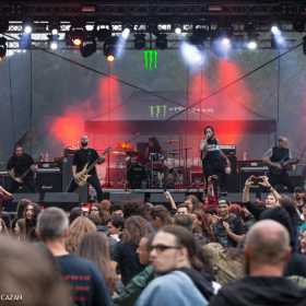 Galerie foto Rockstadt Extreme Fest 2017 - ziua 4 - 13 august 2017, Fit For An Autopsy