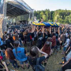 Galerie foto Rockstadt Extreme Fest 2017 - ziua 3 - 12 august 2017, Suffocation