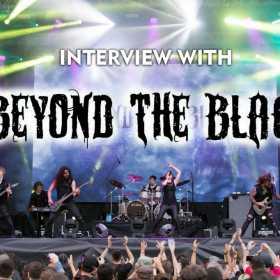 Interviu Beyond The Black inaintea concertului sustinut la ArtMania Festival 2017