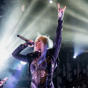 Galerie foto Arch Enemy si Jinjer la Quantic, 20 septembrie 2017