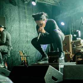 Galerie foto Arch Enemy si Jinjer la Quantic, 20 septembrie 2017 - Jinjer - Poza 7