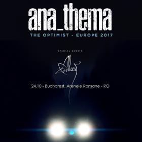 Cronica de concert Anathema la Arenele Romane