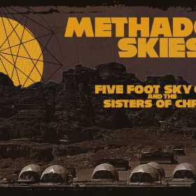 Methadone Skies + Five Foot Sky Goat and the Sisters of Christ - 9 noiembrie 2017 - Daos, Timisoara