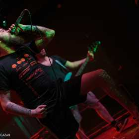 Galerie foto Domination - Pantera tribute band in club fabrica, 29 decembrie 2017, Domination