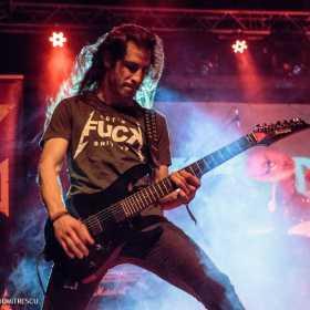 Galerie foto Metal Gates Festival la Quantic, 18 noiembrie 2017 - Eufobia - Poza 30