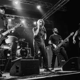 Galerie foto Metal Gates Festival la Quantic, 18 noiembrie 2017 - The Foreshadowing - Poza 52
