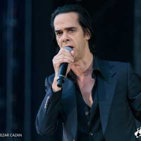 Galerie foto Nick Cave & The Bad Seeds la Romexpo - Rock The City 2018, ziua 1