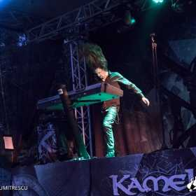 Galerie foto Kamelot si Crossing Eternity la Quantic, 16 august 2018, Kamelot